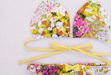 Swimsuits / by Jessica Lippold