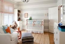 Nursery Inspiration  / by Amy Ryan