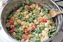 Salads- Leafy & Not / by Jenny Peterson