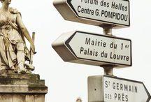 Paris, Please / by Nina Soldatovic