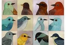 bird / by Betsy Tsukada