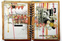 Art journal / by Laurence Sehier Emlilo