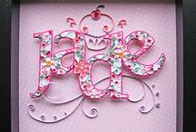 Name Crafts / by Colleen Walbrecker