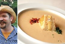 Soups and stews / by Patsy Meyer