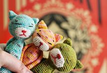 crochet: toys / by Mika Hillery