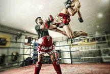 MMA.... my dream. / by Hanna Castillo