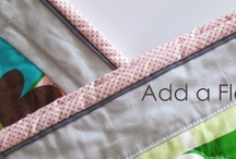 Tutorials: Quilt Bindings / by from blank pages ...