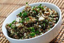 Mmmmm--salads & sides / by Jena Lohrbach