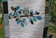 Baby quilt ideas / by Christine Morrison