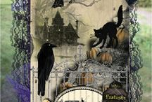 Things that go bump in the night / Halloween is so much fun... / by Jeanne Norman