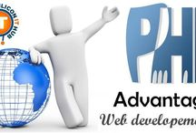 PHP WEB DEVELOPMENT / PHP Development Services is the best PHP Web Development Service provider, Get complete Satisfaction with 100 % guaranteed Results @PHPDevelopmentServices . / by PHPDevelopmentServices