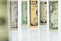 finances / by Annie Vincent