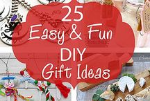 DIY Gifts / by Jamie White