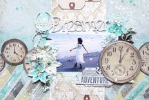 Scrapbook / by Zoey Thevenot