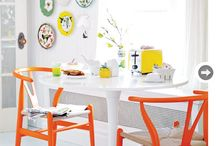 Dining / by Amy McCann {junqueologist}