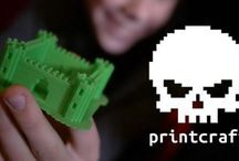 3D Printing / by Just Ones and Zeros