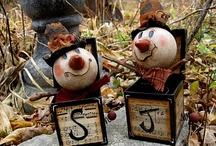 Crafts - Christmas / by Joy Logan Burkhart