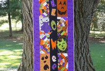 Autumn - Halloween: Sewing & Needlework / quilts/prims/dolls/sewing patterns with an Autumn/Halloween Theme / by Nancy Thomas