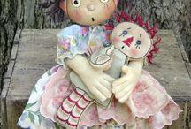 Dolls / by deirdre swindon