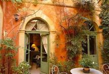 Doors - Windows - Portals / by Mary Leagle
