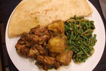 Surinaamse gerechten / by Zuleika Hemdan