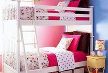 Room design for kids / by Lynn Calder