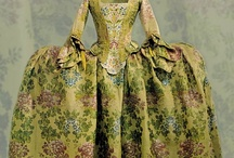 colonial period dress / by Catherine Desharnais