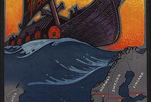 artsy inspiration:  Illustrations / by Erica Birnbaum