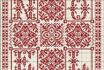 Christmas Cross Stitch / by Laura Petrillo