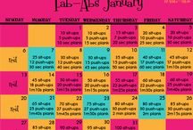 New Year's Weight Loss Challenge / by ShrinkingJeans