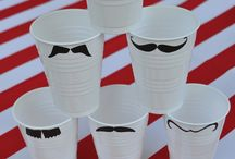 Mustache baby shower / by Cindy Santos