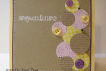 Papercrafts and cards-congratulations / by Lori Wintrow