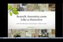 Genealogy / by Jacque Devine
