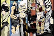 Group anime / by maka albarn