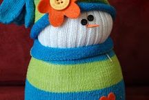 Winter crafts / by Ronda Wicks
