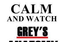 Grey's Anatomy~ / by Rachel Robinson