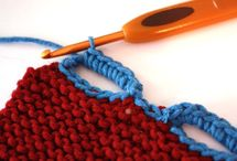 Crocheting Ideas / by Carla McLin Seikel
