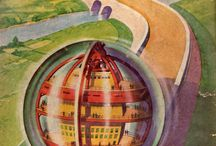 Retro Futurism / by Jerome Semper Curiosus