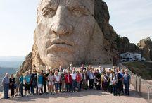 """South Dakota Black Hills"" Rally: September 2014 / by Marathon Coach, Inc"