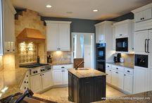 kitchen ideas / by krissy bug
