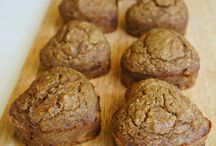 Healthy muffins / by Megan Moseng