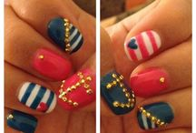 nail design. / by Haley Turner