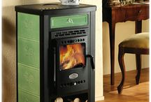 Woodstoves  / I have always loved sitting next to a roaring wood stove and enjoy seeing so many different designs. / by Matthew VanArsdale