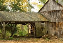 Sheds and Barns  / by David Smith