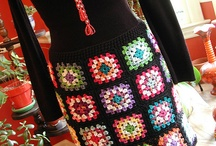 Crochet ware / by Maria G