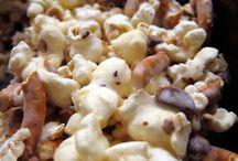Candy/Popcorn/Snacks / by Sandy Lozoya