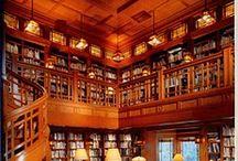 Libraries / by Nicholai Sorensen