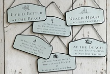 For the beach house! / by Cary Martin Sullivan