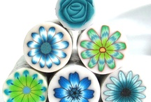 Polymer Clay Canes.... / by Kathy Weaver