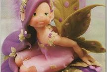 Fairy/Fairy Tale Cakes / by Pat Korn